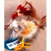 Цыпленок 12 см исскуственый