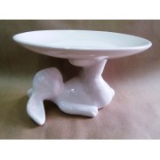 Фигурка зайца 13* см керамика