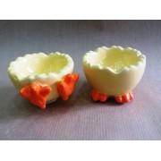Подставка пара 6 см под яйца керамическая