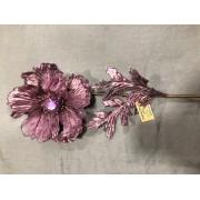Магнолия, 40.5 см фиолетовая