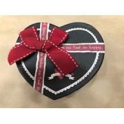 Коробка 12*12 ко Дню Валентина