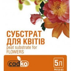 Субстрат Садко для цветущих 5л