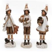 Декоративная статуэтка, 3 вида