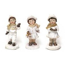 Декоративная статуэтка Детки 9,4см, 3 вида