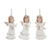 Подвесной декор Ангел 8.5см, 3 вида