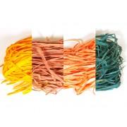 Рафия цветная 250 грамм